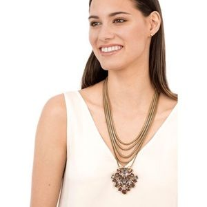 NWT Stella & Dot Lindley Necklace
